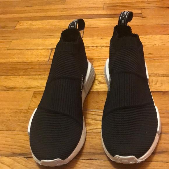 Adidas Nmdcs Primeknit Shoes Worn Once